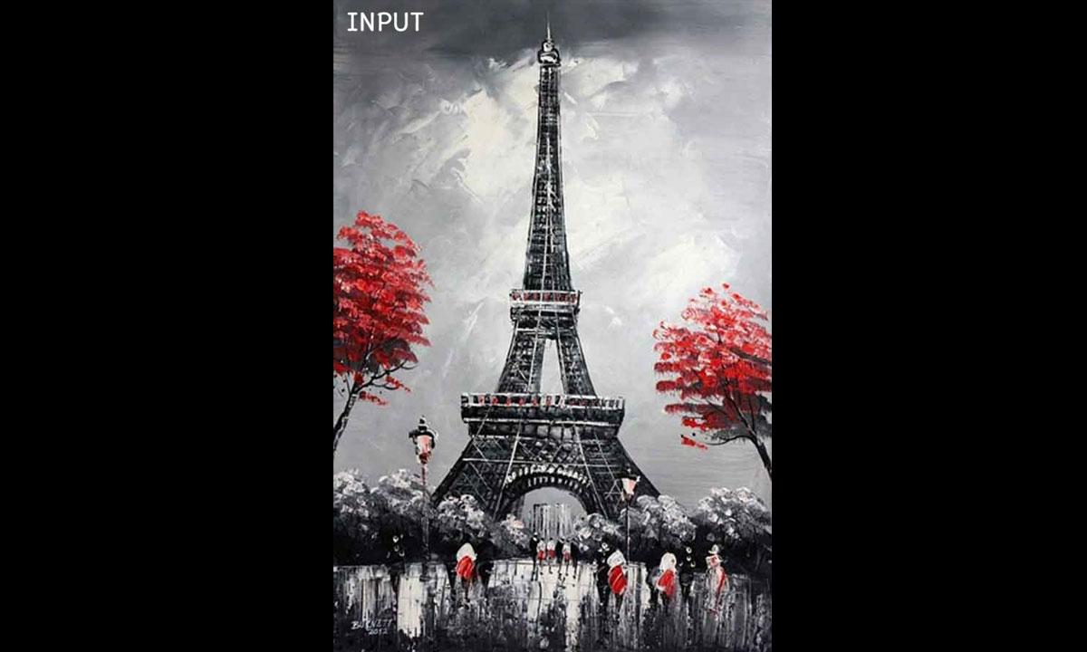 Eiffel Tower Designs