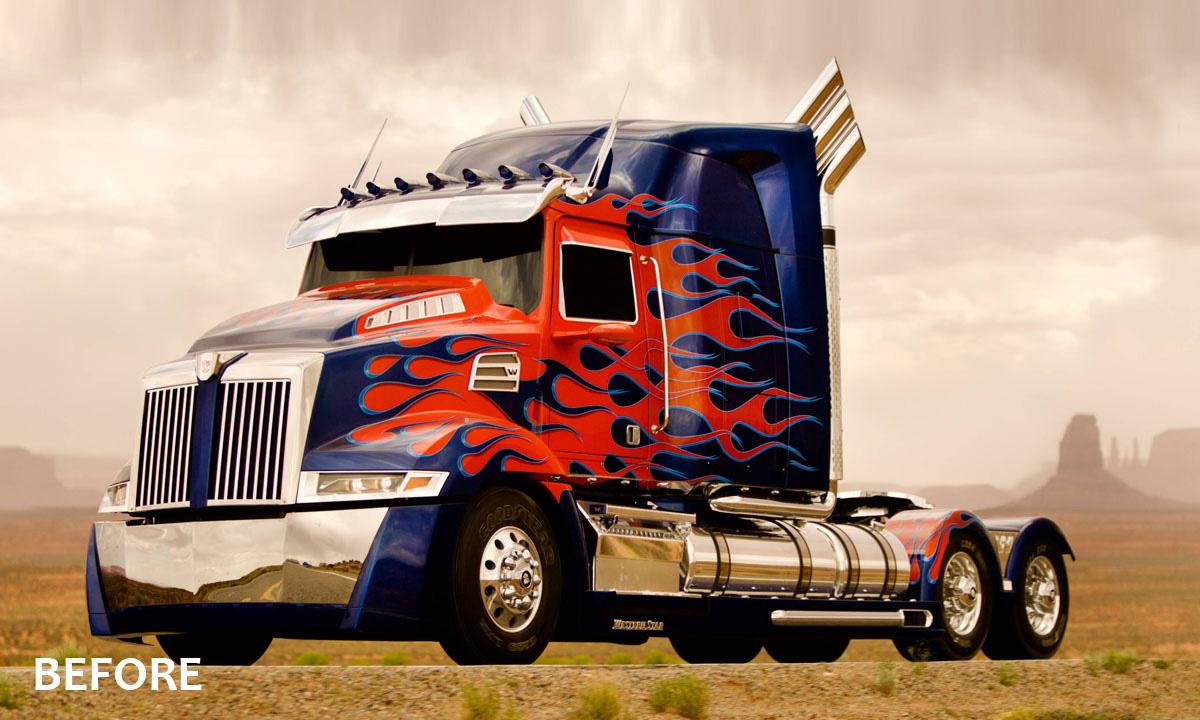 Designs For Optimus Prime