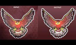 eagle-vector art services