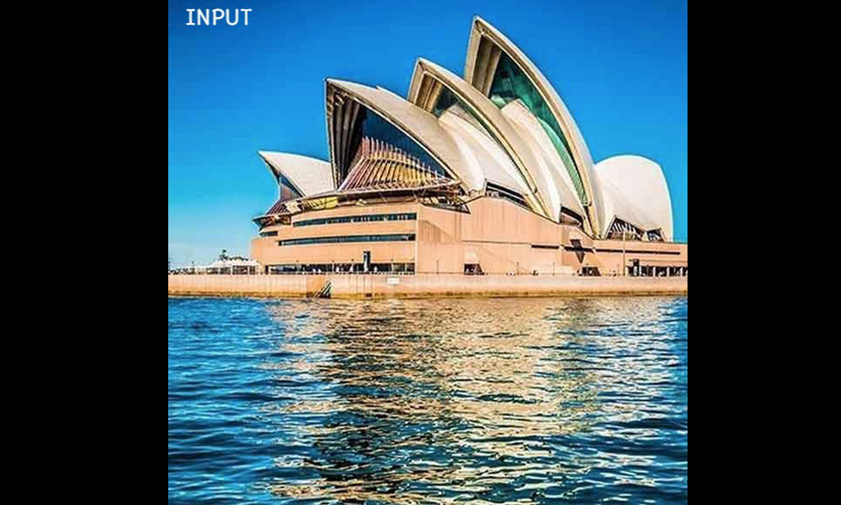 Design For Opera House Sydney