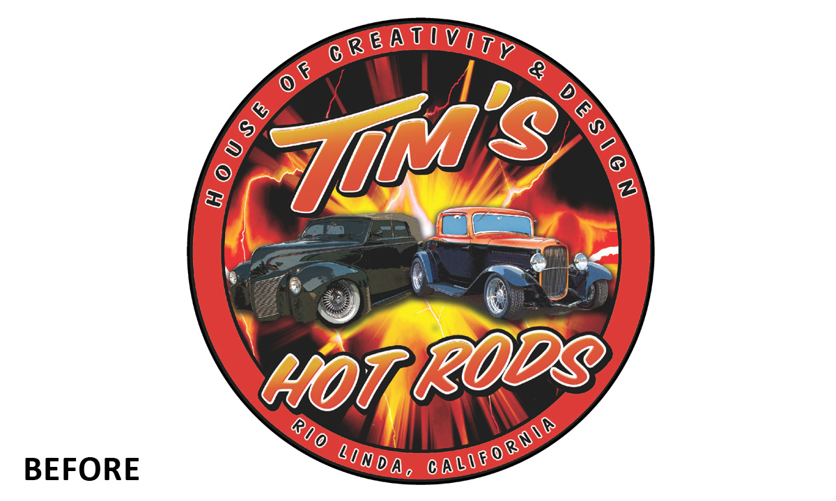 Designs For Tim's Hot Rods