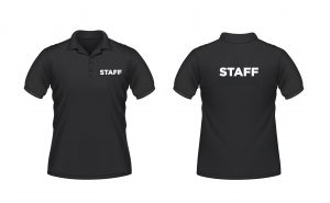 Embroidered Company Uniforms - WBS