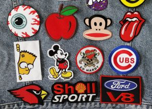 Embroidery Patches - WBS