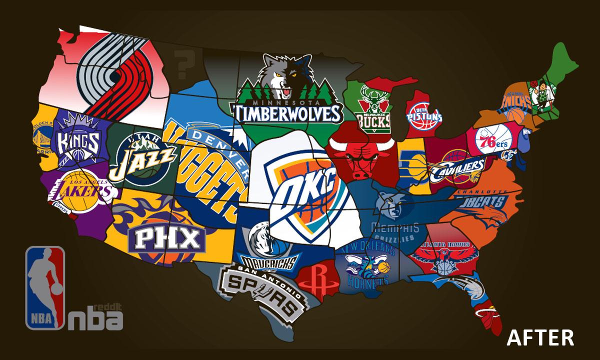 Vector Conversion NBA Fan Club