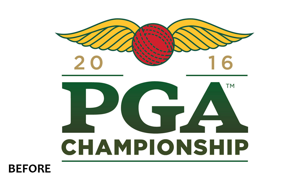 PGA Championship 2016 Logo