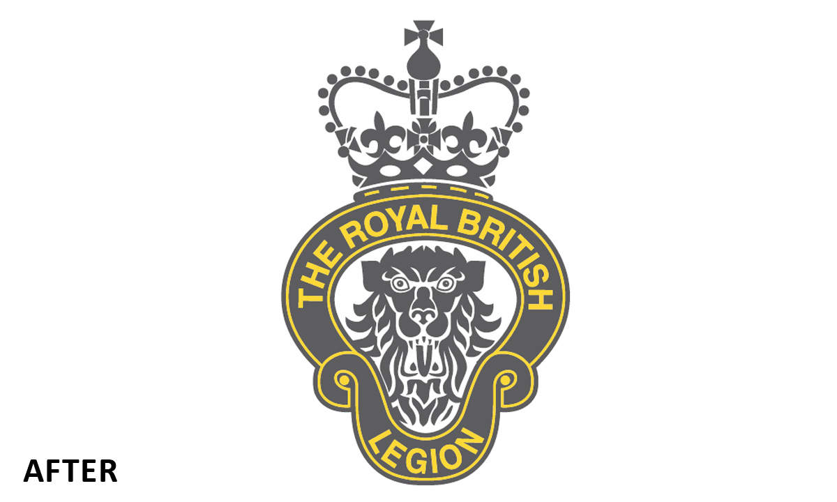 Vector Royal British Illustration