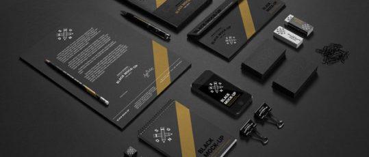 Branding from vector art designs